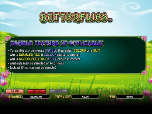 Butterflies review on Review Slots