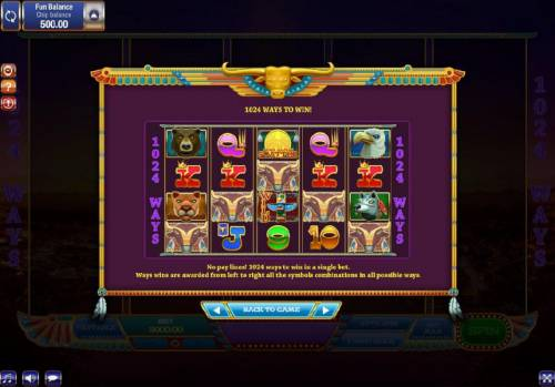 By the Rivers of Buffalo review on Review Slots
