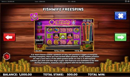 Captain Cashfall Review Slots Free Spins Rules