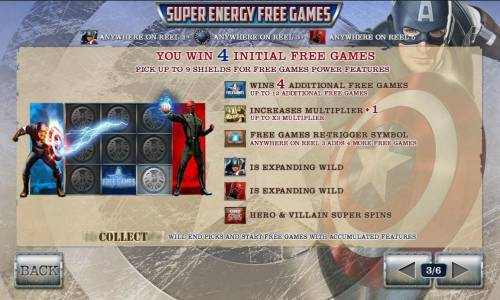 Captain America The First Avenger review on Review Slots