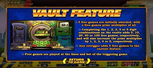 Cash Bandits 2 review on Review Slots