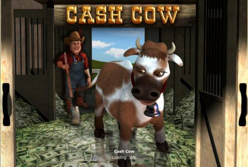 Cash Cow review on Review Slots
