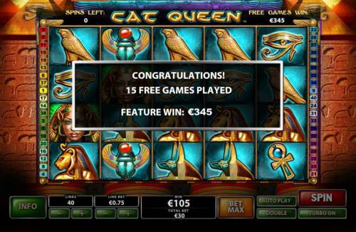 Cat Queen Review Slots