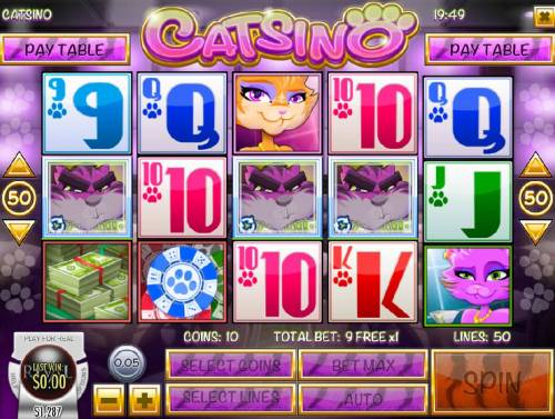Catsino review on Review Slots