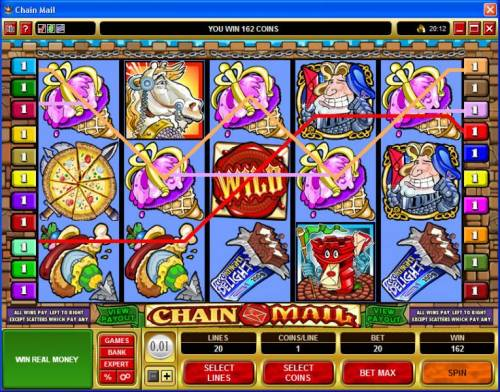 Chain Mail review on Review Slots