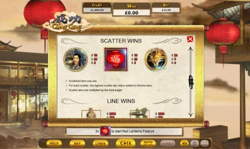 Cheng Gong Review Slots Scatter Wins Rules