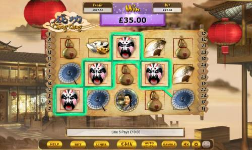 Cheng Gong Review Slots A winning Four of a Kind