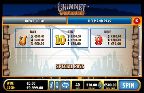 Chimney Stacks review on Review Slots
