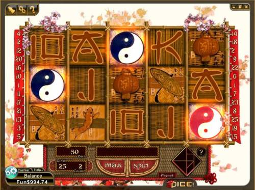 Ching Ching Review Slots three scatter symbols triggers bonus feature