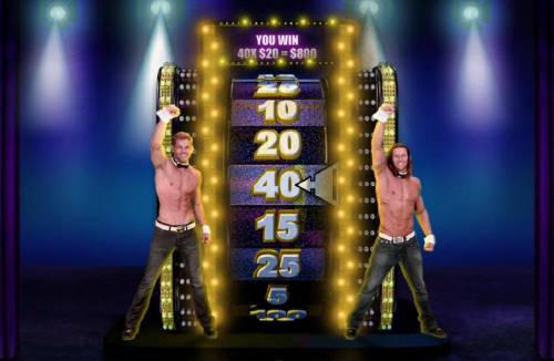 Chippendales Review Slots Here a random prize is awarded for the Sizzling Spin Bonus feature.