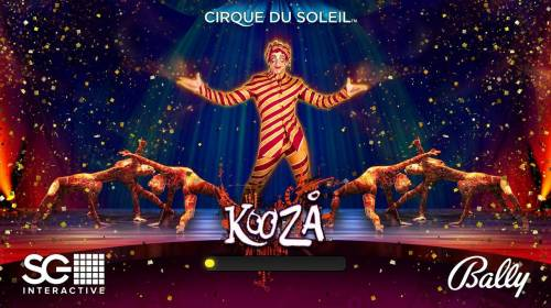 Cirque Du Soleil Kooza review on Review Slots