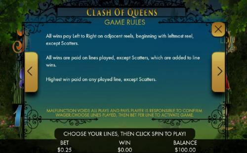 Clash of Queens review on Review Slots