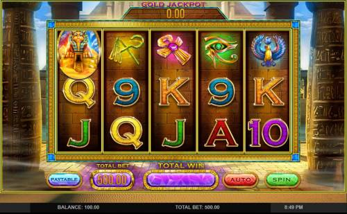 Horus Gold Slot - Review & Play this Online Casino Game