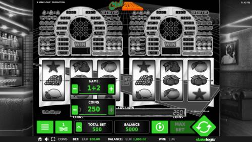 Club 2000 Review Slots Betting Options