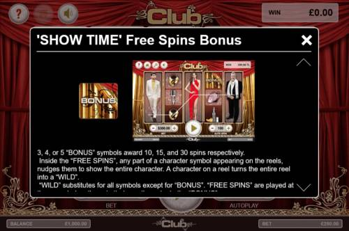Club review on Review Slots