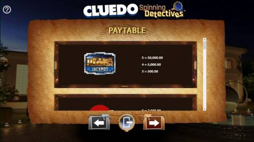 Cluedo Spinning Detectives review on Review Slots