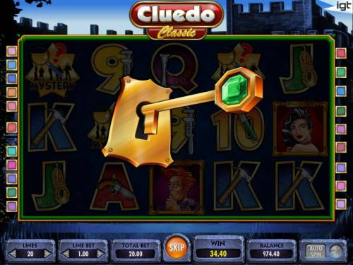 Cluedo - Classic Review Slots big win unlocked