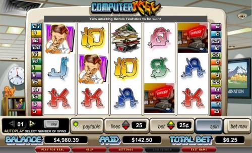 Computer Rage Review Slots