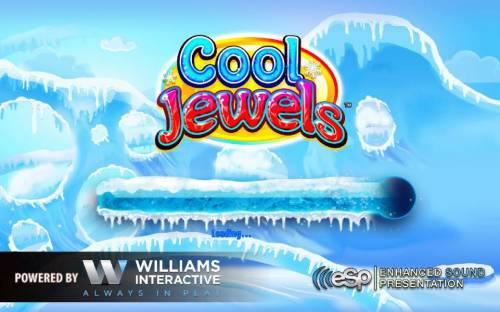 Cool Jewels Review Slots Splash screen - game loading