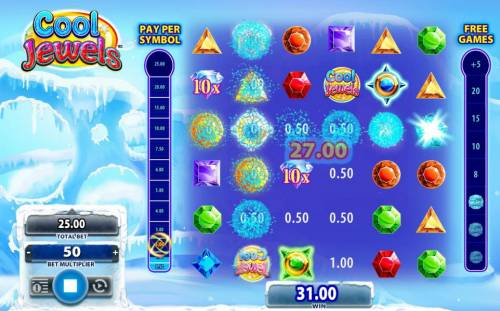 Cool Jewels Review Slots another consecutive winning combinations and the pay per symbol meter is raised