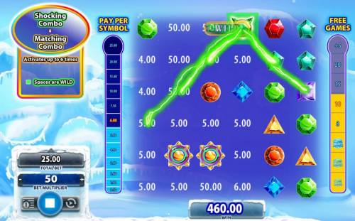 Cool Jewels Review Slots Ten free games awarded