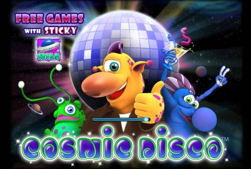 Cosmic Disco review on Review Slots