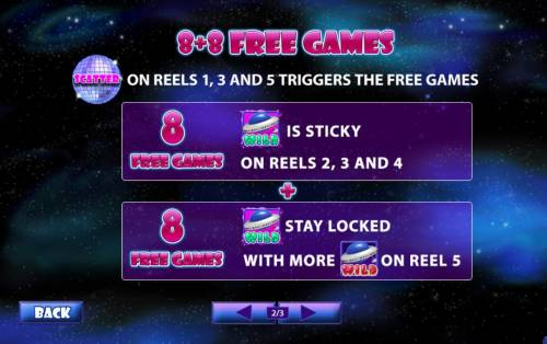 Cosmic Disco Review Slots Free Spins Rules