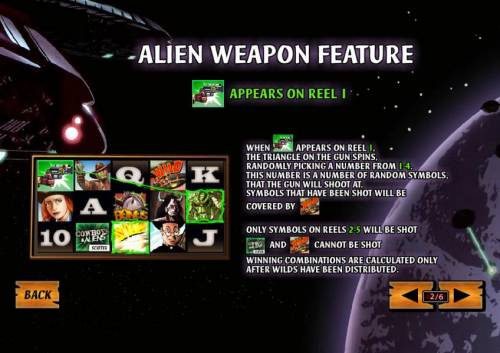 Cowboys & Aliens review on Review Slots