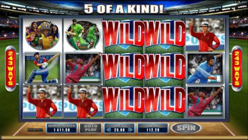 Cricket Star review on Review Slots
