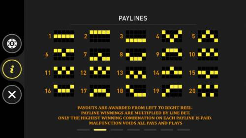 Desert Oasis Review Slots Paylines 1-20