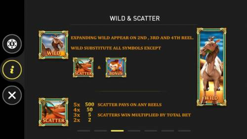 Desert Oasis Review Slots Wild and Scatter Symbols Rules and Pays