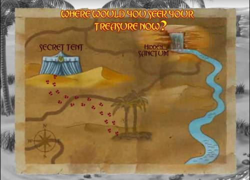Desert Treasure II Review Slots with this round we selected the secret tent