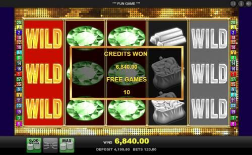 Diamond Casino Review Slots Total Free Spins Payout