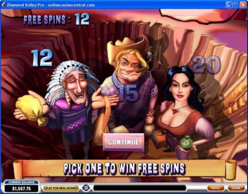 Diamond Valley Pro Review Slots
