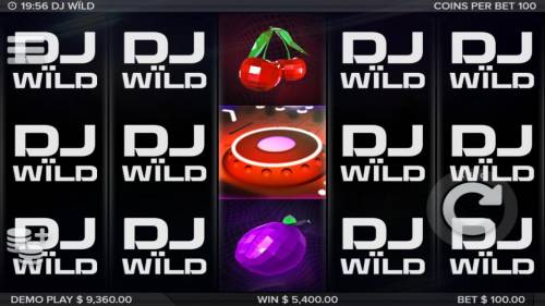 DJ Wild review on Review Slots