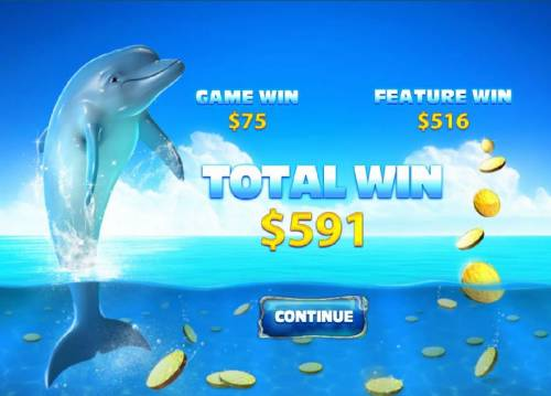 Dolphin Cash review on Review Slots