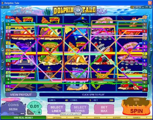 Dolphin Tale Review Slots
