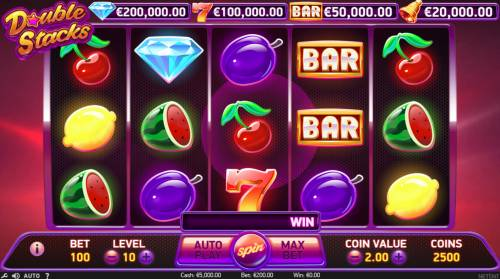 Double Stacks review on Review Slots