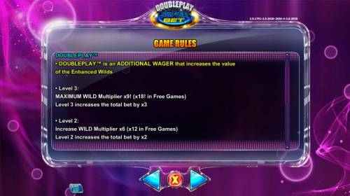 Double Play SuperBet Review Slots Doubleplay is an additional wager that increases the vallue of enchanced wilds.