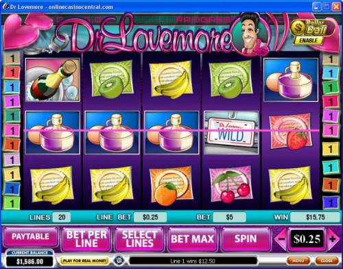 Dr. Lovemore Review Slots