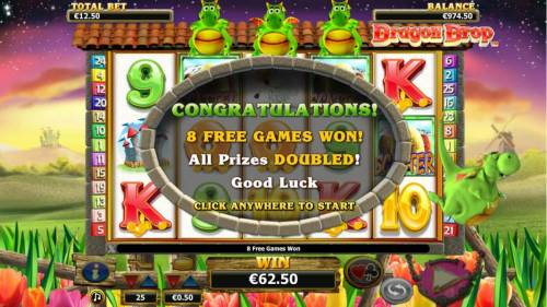 Dragon Drop review on Review Slots