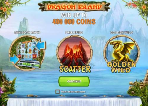 Dragon Island review on Review Slots