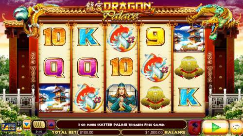 Dragon Palace review on Review Slots