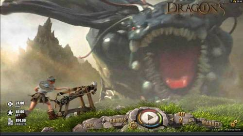 Dragon's Myth Review Slots The 4th dragon has been caught and time to collect.