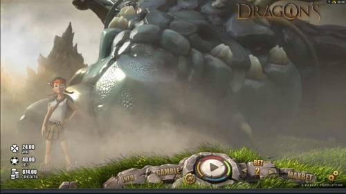 Dragon's Myth Review Slots The fourth and final dragon has been defeated.