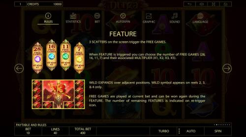 Durga Review Slots Free Games Bonus Rules