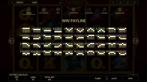 Durga Review Slots Paylines 1-40