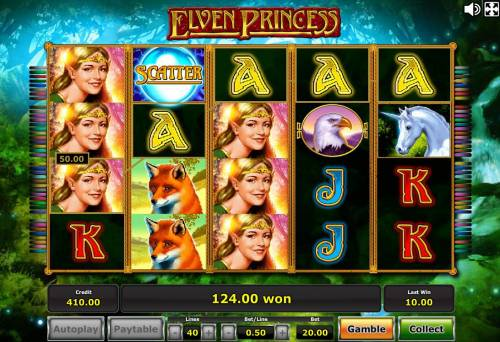 Elven Princess review on Review Slots