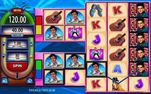 Elvis the King Lives review on Review Slots