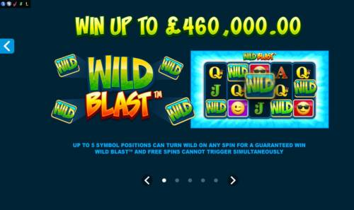 Emoticoins Review Slots Wild Blast Rules